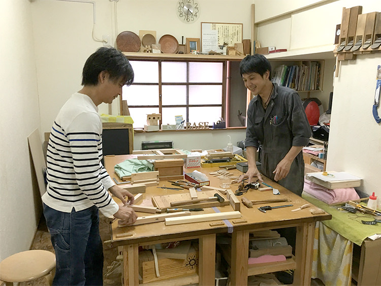 木工教室:BASE-FURNITURE
